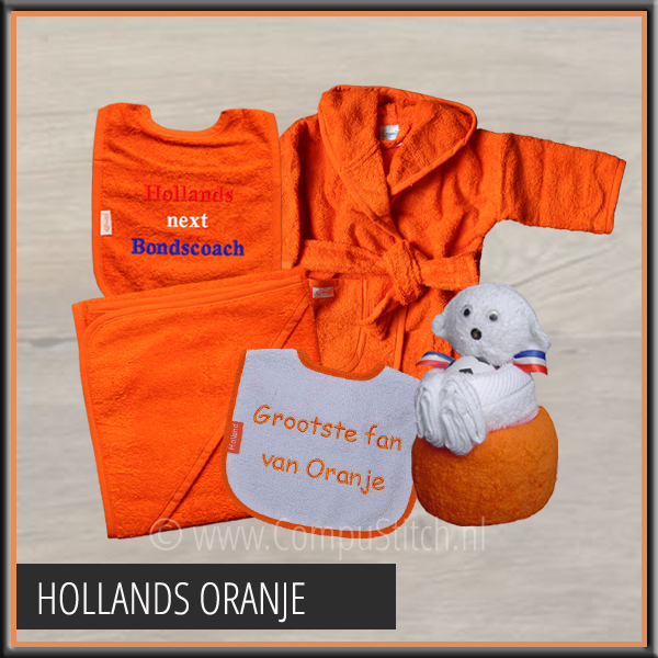 COLLECTIE HOLLANDS ORANJE